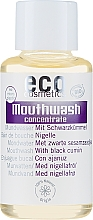 Fragrances, Perfumes, Cosmetics Black Cumin Extract Mouthwash Concentrate - Eco Cosmetics Mouthwash