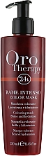 """Fragrances, Perfumes, Cosmetics Coloring Hair Mask """"Copper"""" - Fanola Oro Therapy Color Mask Intense Copper"""