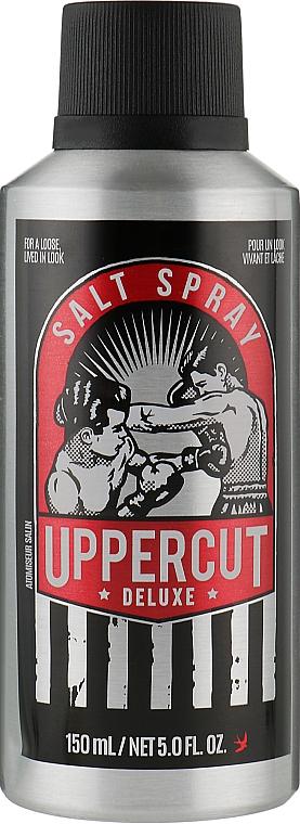Hair Salt Spray - Uppercut Deluxe Salt Spray — photo N1