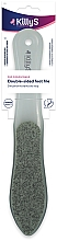 Fragrances, Perfumes, Cosmetics Foot File, 500123, gray - KillyS