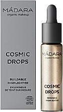 Fragrances, Perfumes, Cosmetics Highlighter - Madara Cosmetics Cosmic Drops Buildable Highlighter