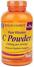 "Fragrances, Perfumes, Cosmetics Dietary Supplement ""Pure Vitamin C Powder"" - Holland & Barrett Pure Vitamin C Powder 2500mg"