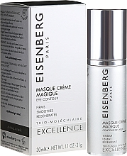 Fragrances, Perfumes, Cosmetics Eye Mask - Jose Eisenberg Excellence Masque Creme Magique Eye Contour