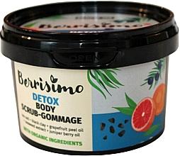 Fragrances, Perfumes, Cosmetics Body Scrub-Gommage - Berrisimo Detox Body Scrub-Gommage