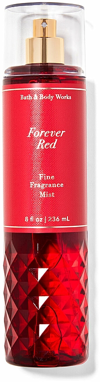 Bath and Body Works Forever Red - Perfumed Body Spray — photo N1