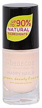 Fragrances, Perfumes, Cosmetics Nail Polish, 5 ml - Benecos Happy Nails Nail Polish