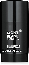 Fragrances, Perfumes, Cosmetics Montblanc Emblem - Deodorant-Stick