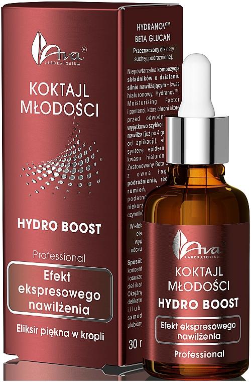 Face Elixir - Ava Laboratorium Hydro Boost
