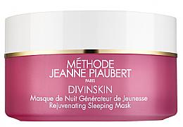 Fragrances, Perfumes, Cosmetics Rejuvenating Night Face Mask - Methode Jeanne Piaubert Divinskin Rejuvenating Sleeping Mask