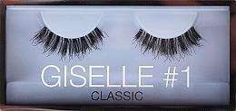 Fragrances, Perfumes, Cosmetics Flase Lashes №1  - Huda Beauty Giselle Lash 1