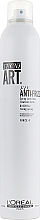 Fragrances, Perfumes, Cosmetics Anti-Frizz Hold Spray - L'Oreal Professionnel Tecni.art Fix Anti-Frizz Force 4 Strong-Hold