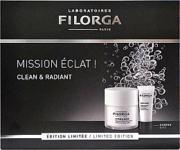 Fragrances, Perfumes, Cosmetics Set - Filorga Clean & Radiant Set (scr/50ml + mask/15ml)