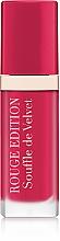 Fragrances, Perfumes, Cosmetics Liquid Matte Lipstick - Bourjois Rouge Edition Souffle de Velvet Lipstick
