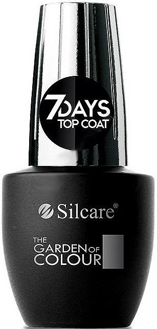 Nail Ton Coat - Silcare The Garden of Colour Top Coat 7days