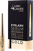 Fragrances, Perfumes, Cosmetics Lash Growth Stimulating Serum - Long4lashes EyeLash Gold Serum