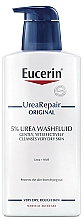 Fragrances, Perfumes, Cosmetics Cleansing Fluid - Eucerin UreaRepair Original Washfluid 5%