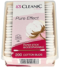 Fragrances, Perfumes, Cosmetics Cotton Buds - Cleanic Pure Effect