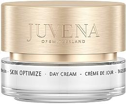 Fragrances, Perfumes, Cosmetics Day Cream for Sensitive Skin - Juvena Skin Optimize Day Cream Sensitive Skin