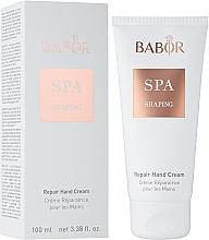 Fragrances, Perfumes, Cosmetics Regenerating Hand Cream - Babor SPA Shaping Repair Hand Cream
