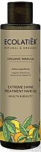 "Fragrances, Perfumes, Cosmetics Extreme Shine Treatment Hair Oil ""Health and Beauty"" - Ecolatier Organic Marula Extreme Shine Treatment Hair Oil"