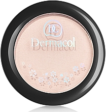 Fragrances, Perfumes, Cosmetics Compact Mineral Powder - Dermacol Mineral Compact Powder