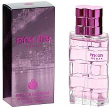 Fragrances, Perfumes, Cosmetics Real Time Pink City - Eau de Parfum