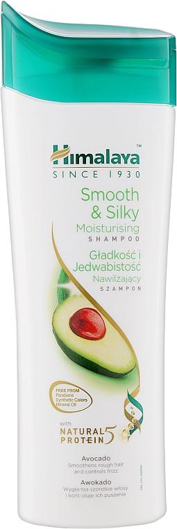 Extra Moisturizing Protein Shampoo for Normal Hair - Himalaya Herbals Protein Shampoo — photo N1
