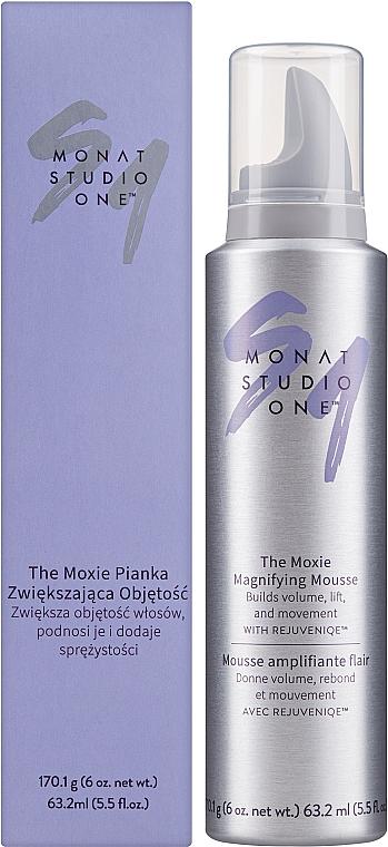 Volumizing Mousse - Monat Studio One The Moxie Mousse — photo N2