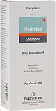Fragrances, Perfumes, Cosmetics Anti-Dandruff Shampoo for Dry Hair - Frezyderm Mediated Dry Dandruff Shampoo