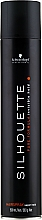 Fragrances, Perfumes, Cosmetics Strong Hold Hair Spray - Schwarzkopf Professional Silhouette Hairspray Super Hold