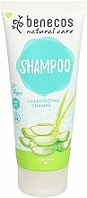 Fragrances, Perfumes, Cosmetics Hair Shampoo 'Aloe Vera' - Benecos Natural Care Aloe Vera Shampoo