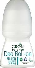 Fragrances, Perfumes, Cosmetics Roll-On Deodorant - Gron Balance Deo Roll-On