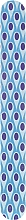 Fragrances, Perfumes, Cosmetics Nail File 2061, blue - Donegal
