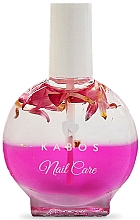 Fragrances, Perfumes, Cosmetics Nail & Cuticle Oil - Kabos Nail Oil Pink Flowers