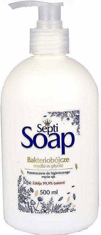 Antibacterial Liquid Soap - Septi Antibacterial Liquid Soap