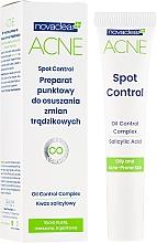 Fragrances, Perfumes, Cosmetics Acne Spot Control - Novaclear Acne Spot Control