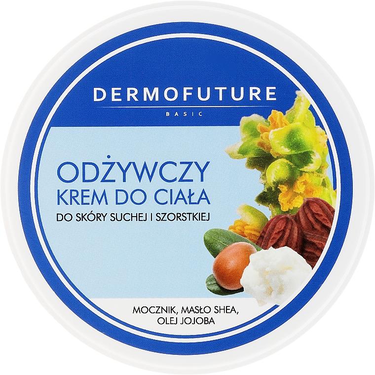 Nourishing Body Cream for Dry and Rough Skin - DermoFuture