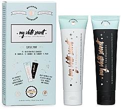 Fragrances, Perfumes, Cosmetics Set - My White Secret (toothpaste/2x65ml)