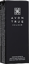 """Fragrances, Perfumes, Cosmetics Soothing Matte Foundation """"Calm Glow"""" - Avon Calming Effects"""