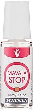Fragrances, Perfumes, Cosmetics Nail Biting Treatment - Mavala Stop