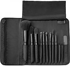 Fragrances, Perfumes, Cosmetics Makeup Brushes Set, 9 pcs - Alcina
