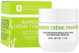 Fragrances, Perfumes, Cosmetics Moisturizing Facial Cream-Smoothie - Erborian Bamboo Creme Frappee Fresh Hydrating Face Gel