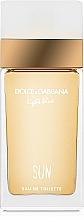 Fragrances, Perfumes, Cosmetics Dolce&Gabbana Light Blue Sun Pour Femme - Eau de Toilette