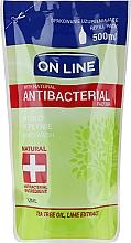 "Fragrances, Perfumes, Cosmetics Liquid Soap ""Lime"" - On Line Lime Liquid Soap (Refill)"