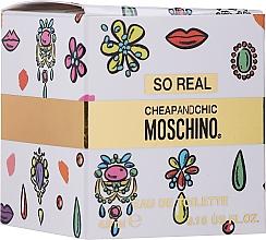 Fragrances, Perfumes, Cosmetics Moschino So Real Cheap and Chic - Eau de Toilette (mini size)