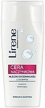 Fragrances, Perfumes, Cosmetics Makeup Remover Milk - Lirene Dermo Program