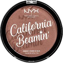 Fragrances, Perfumes, Cosmetics Face & Body Bronzer - NYX Professional California Beamin Face & Body Bronzer