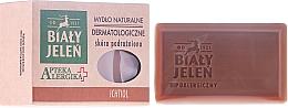 Fragrances, Perfumes, Cosmetics Dermatological Soap with Ichthyol - Bialy Jelen Apteka Alergika Soap