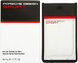Fragrances, Perfumes, Cosmetics Porsche Design Sport - Eau de Toilette