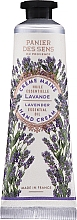 Fragrances, Perfumes, Cosmetics Hand Cream - Panier Des Sens Hand Cream Lavanda